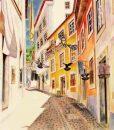 Rua de Alfama