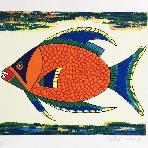 Série Peixes